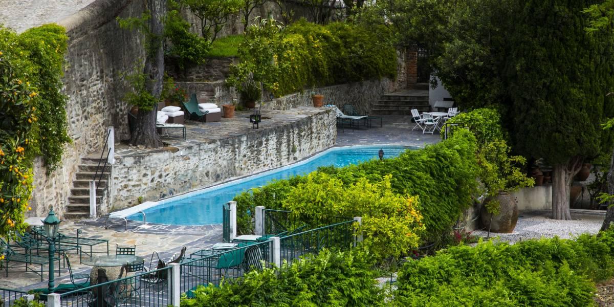 Cycling-Holidays-Douro-Quinta-de-La-Rosa-pool